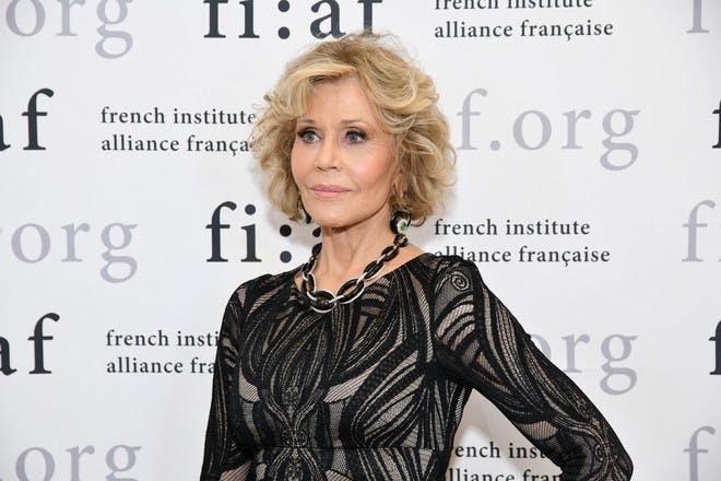 2. Jane Fonda