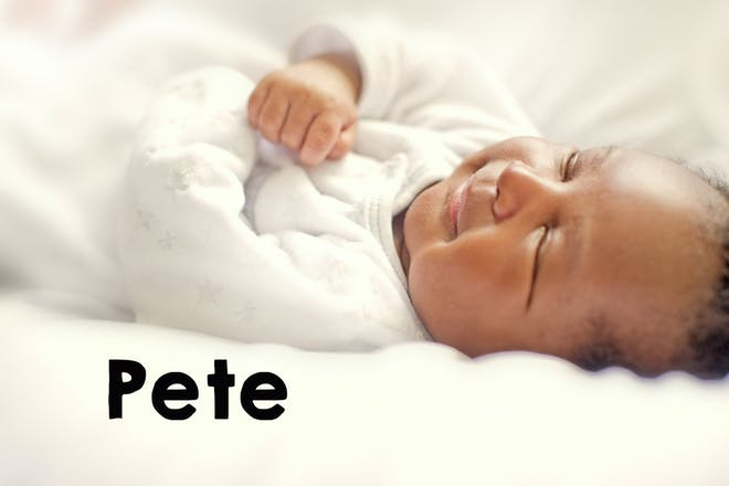 Pete baby name