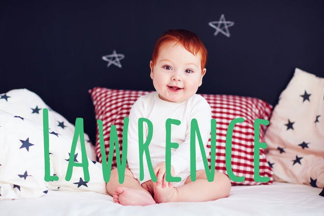 Baby name Lawrence