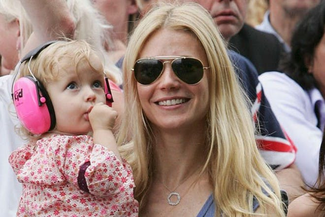 gwyneth paltrow and daughter
