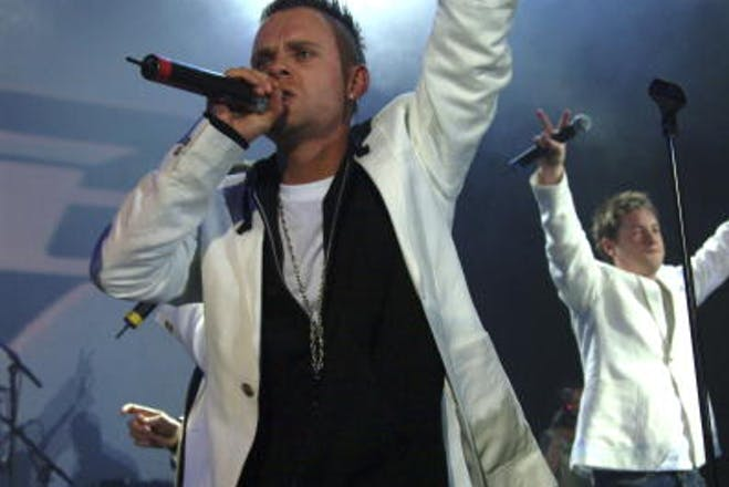 Tony Mortimer from East 17