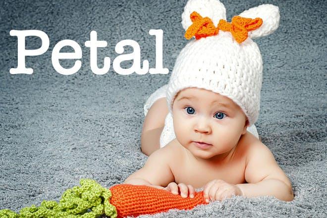Petal - Easter baby names