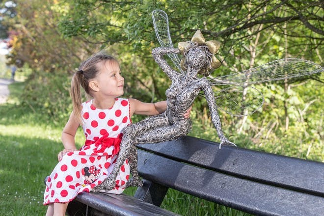 3. Find the Fairies at Trentham, Staffordshire
