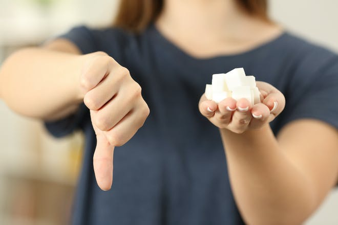 Sugar swap example