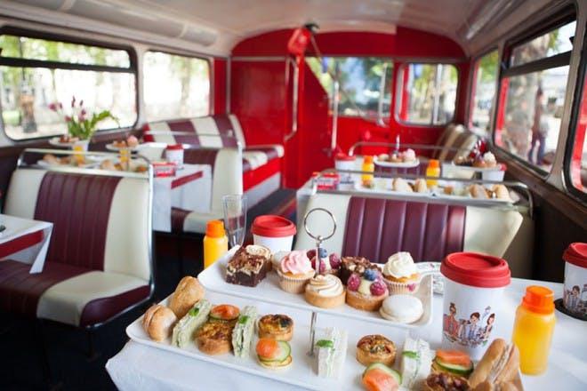 8. BB Bakery Bus Aternoon Tea Tour, London