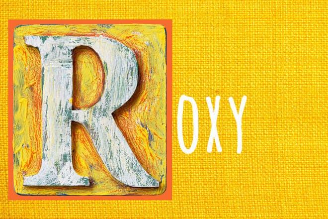 14. Roxy