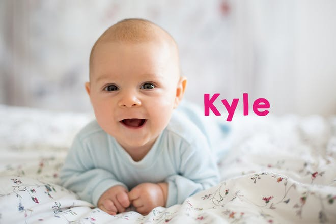 Kyle baby name