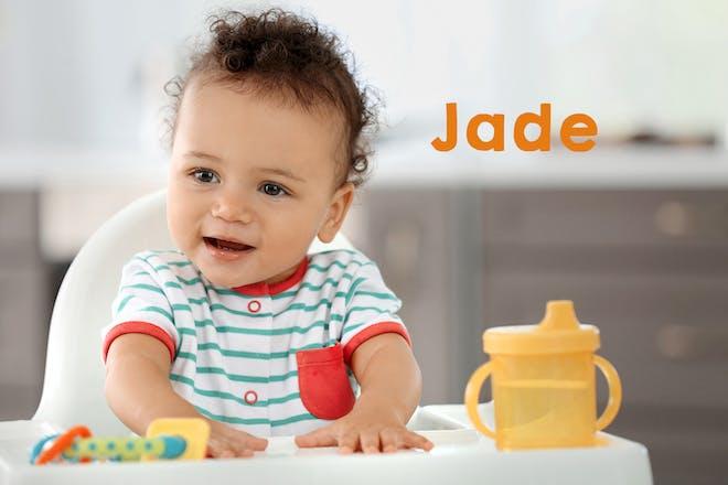 Jade baby name