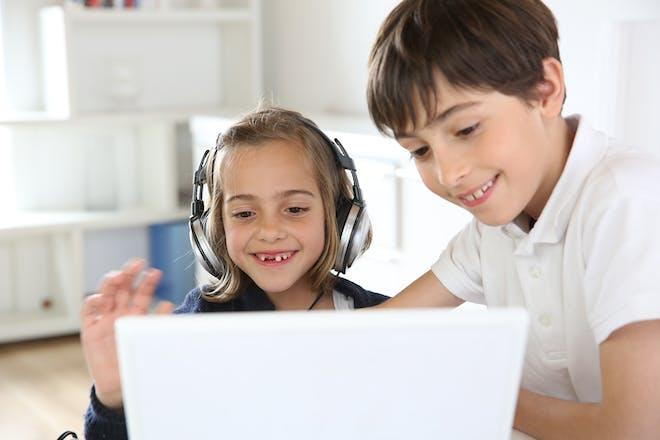 Kids virtual playdate