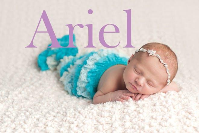 1. Ariel