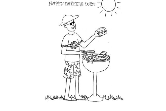Happy Father's Day BBQ