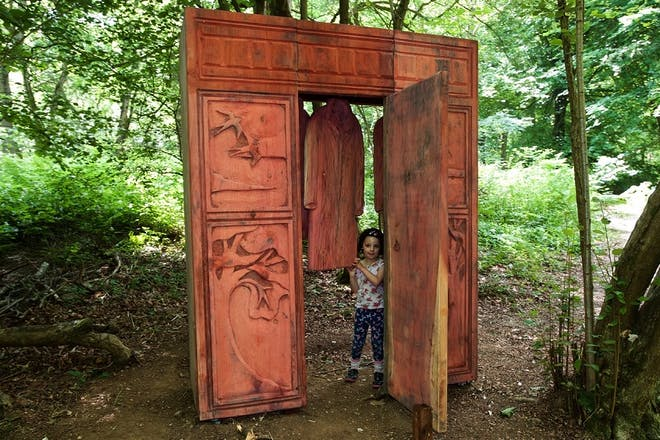 Step through the wardrobe into a magical Narnia-themed trail in Banstead