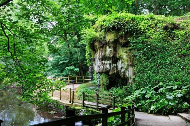 Visit Mother Shipton's cave in Knaresborough