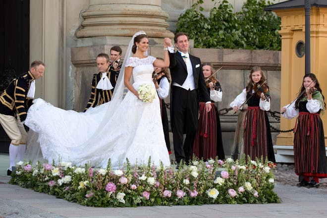 8. Princess Madeleine of Sweden
