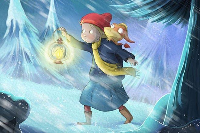 31. Mimi and the Mountain Dragon