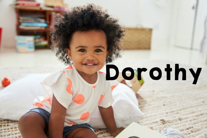 Dorothy baby name