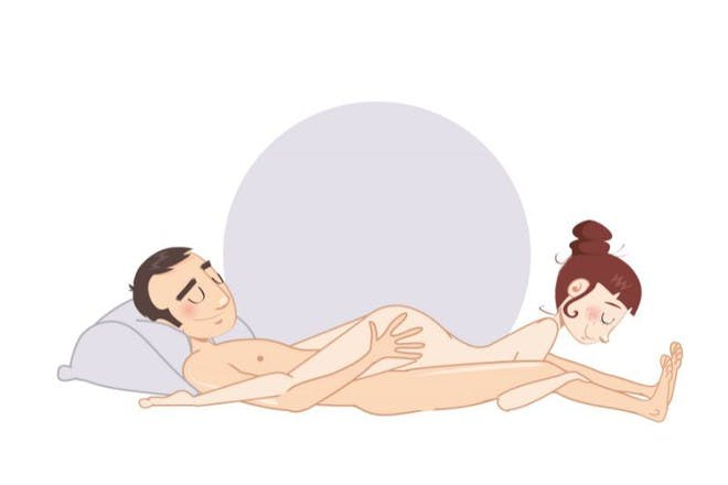 X-rated sex position
