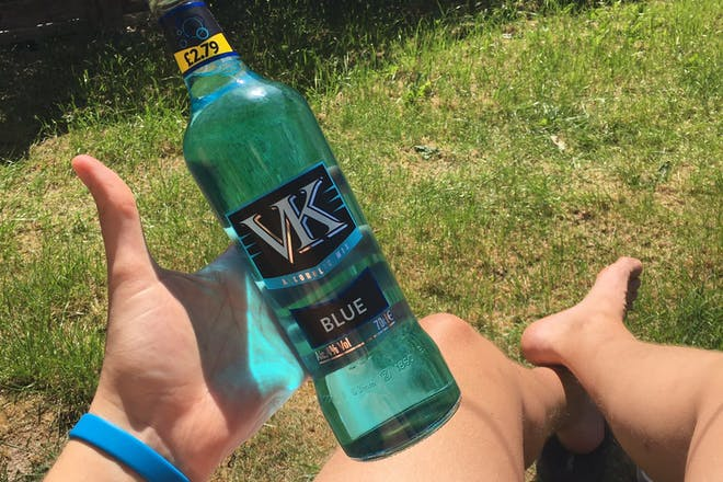 VK Blue