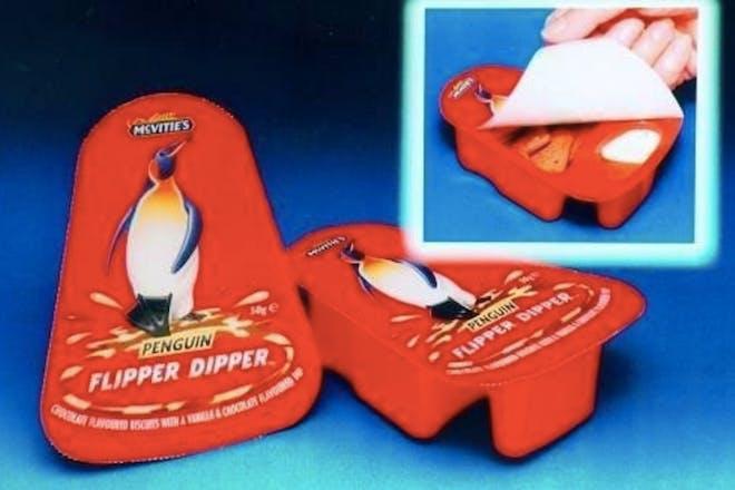 Penguin Flipper Dipper