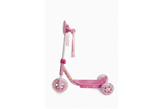 1. Playing outside our houses with scooters was the norm