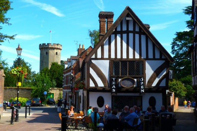 12. Thomas Oken Tearooms, Warwick