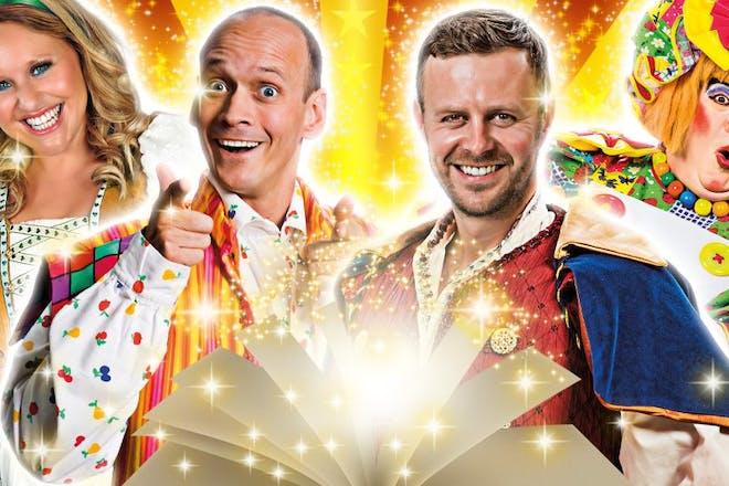 Pantomonium! at the Blackpool Grand Theatre