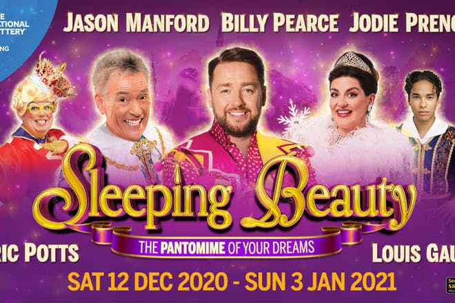 Sleeping Beauty at the Opera House Manchester