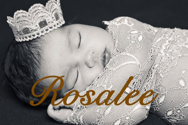 54. Rosalee