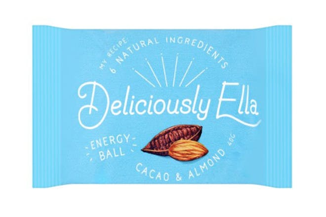 97. Deliciously Ella Cacao and Almond Energy Ball