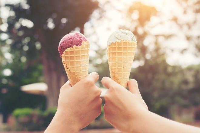 22. Pilchards and ice cream