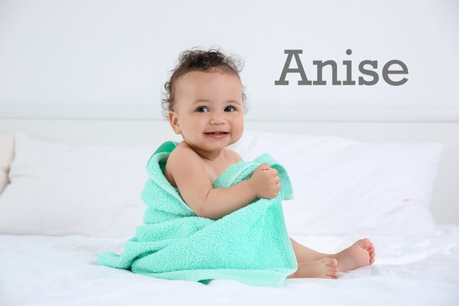 Anise baby name