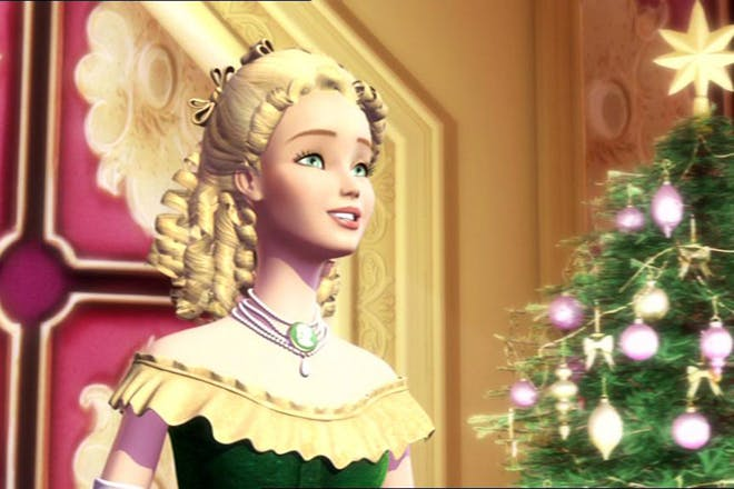 Barbie In A Christmas Carol movie still