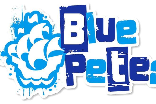 1. Blue Peter