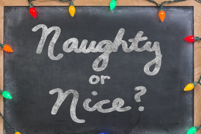 Naughty or nice? What's in a name?