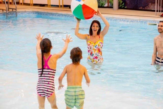 Chesil Vista pool