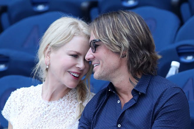 25. Nicole Kidman and Keith Urban