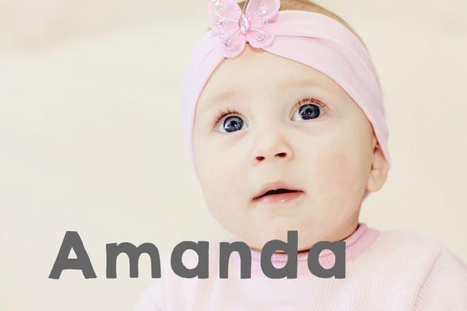 1. Amanda
