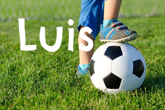 Baby name Luis