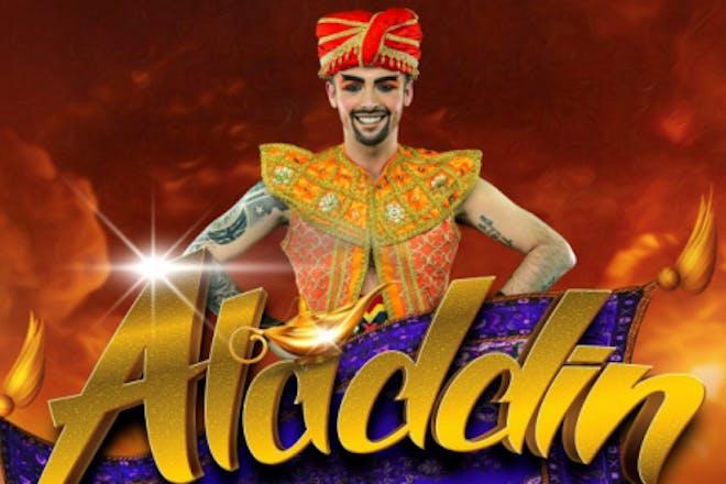 Aladdin the Big Top pantomime at the Luton Hoo Estate
