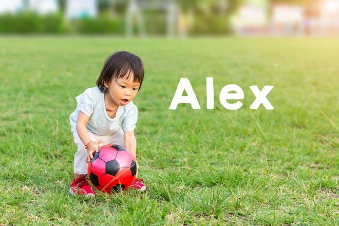 Alex baby name