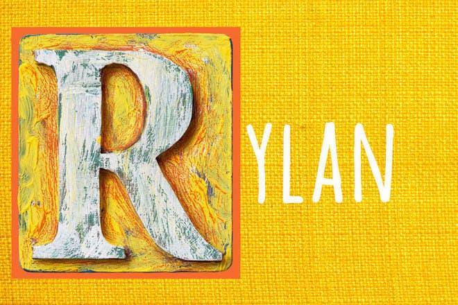 16. Rylan