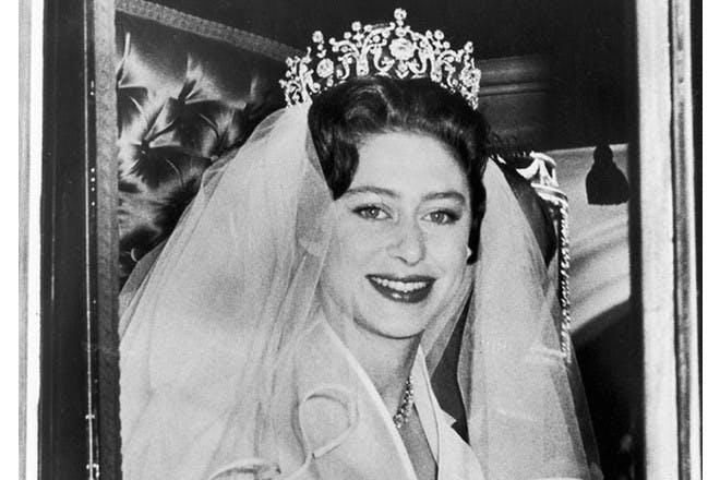 Princess Margaret – the tiara