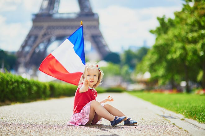 30 French baby names for Bastille Day