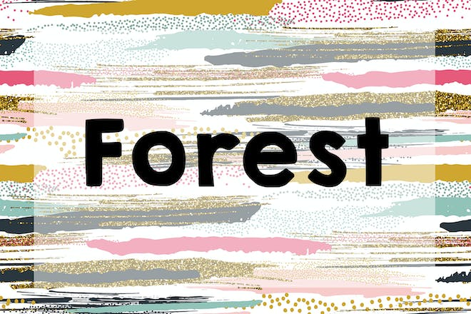 Forest name