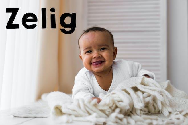 Zelig baby name