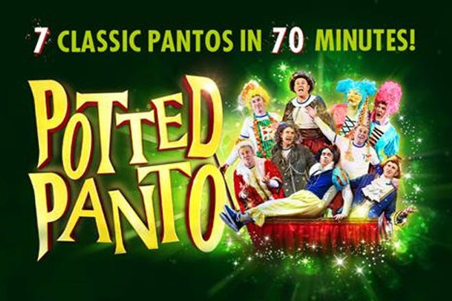 Potted Panto at the Garrick Theatre