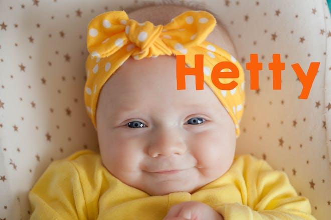Retro baby names ready for a comeback