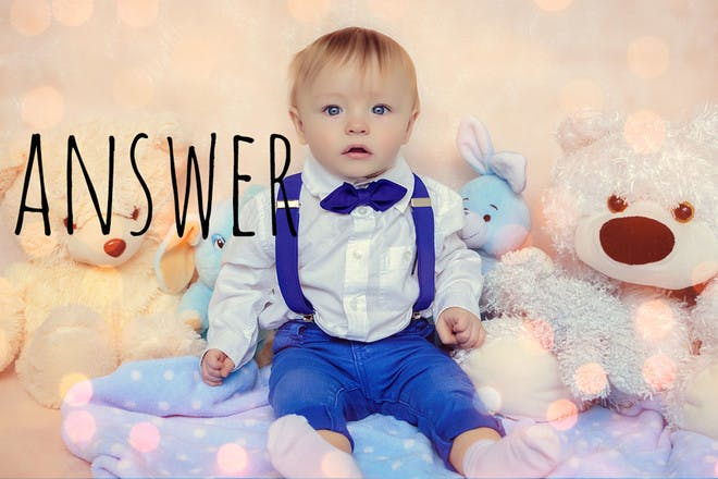 Baby name Answer