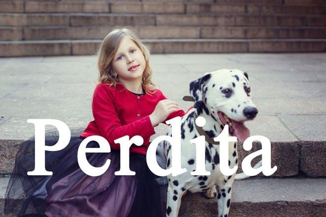 30. Perdita
