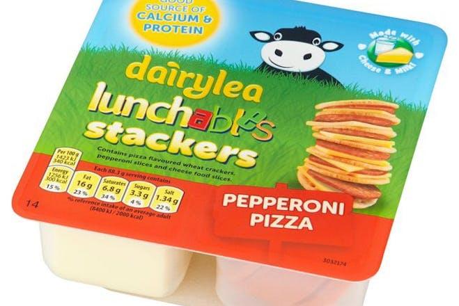 Dairylea午餐